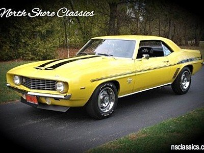 1969 Chevrolet Camaro for sale 100961425