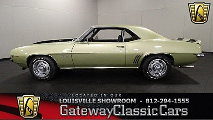 1969 Chevrolet Camaro Z28 for sale 100964113