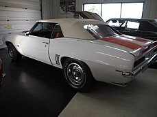 1969 Chevrolet Camaro for sale 100968193