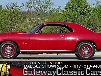 1969 Chevrolet Camaro for sale 100976861