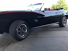 1969 Chevrolet Camaro Convertible for sale 100998117