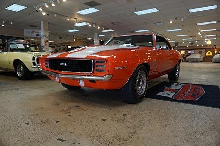 1969 Chevrolet Camaro for sale 101009098