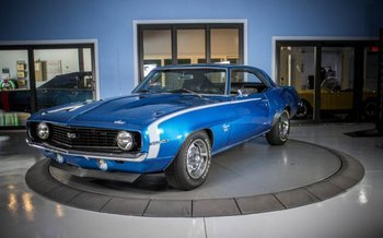 1969 Chevrolet Camaro for sale 101012688