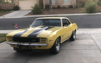 1969 Chevrolet Camaro Z28 Coupe for sale 101014838