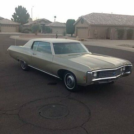 1969 Chevrolet Caprice for sale 100825329