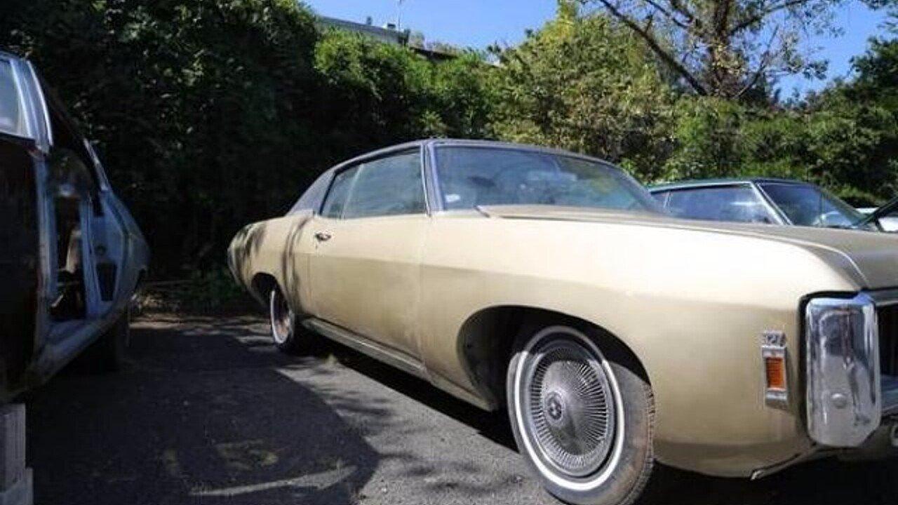 1969 Chevrolet Caprice for sale near Cadillac, Michigan 49601 ...