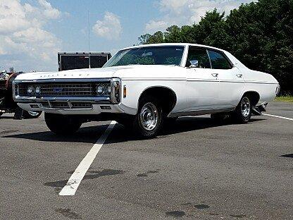 1969 Chevrolet Caprice Classic Sedan for sale 100875598