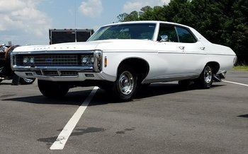 1969 Chevrolet Caprice Classic Sedan for sale 100875598