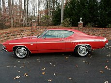 1969 Chevrolet Chevelle for sale 100726798