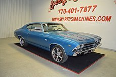 1969 Chevrolet Chevelle for sale 100736678