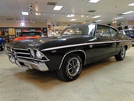 1969 Chevrolet Chevelle for sale 100760982