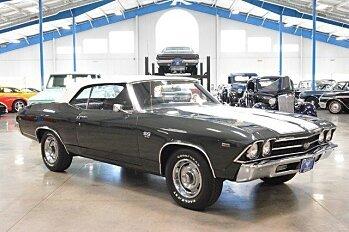 1969 Chevrolet Chevelle for sale 100762635