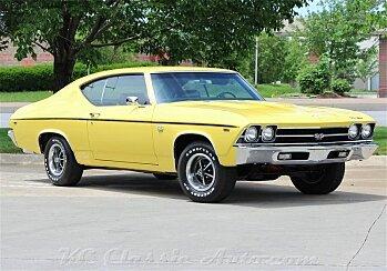 1969 Chevrolet Chevelle for sale 100767972