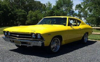 1969 Chevrolet Chevelle for sale 100770048