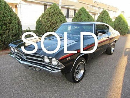 1969 Chevrolet Chevelle for sale 100770089