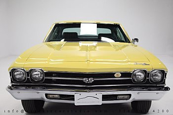 1969 Chevrolet Chevelle for sale 100772947