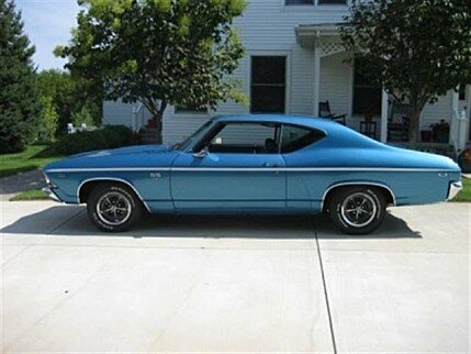 1969 Chevrolet Chevelle for sale 100780210