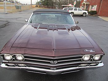 1969 Chevrolet Chevelle for sale 100952137