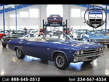1969 Chevrolet Chevelle for sale 100724422