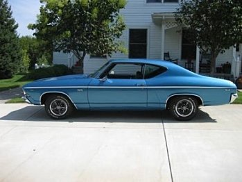 1969 Chevrolet Chevelle for sale 100775859