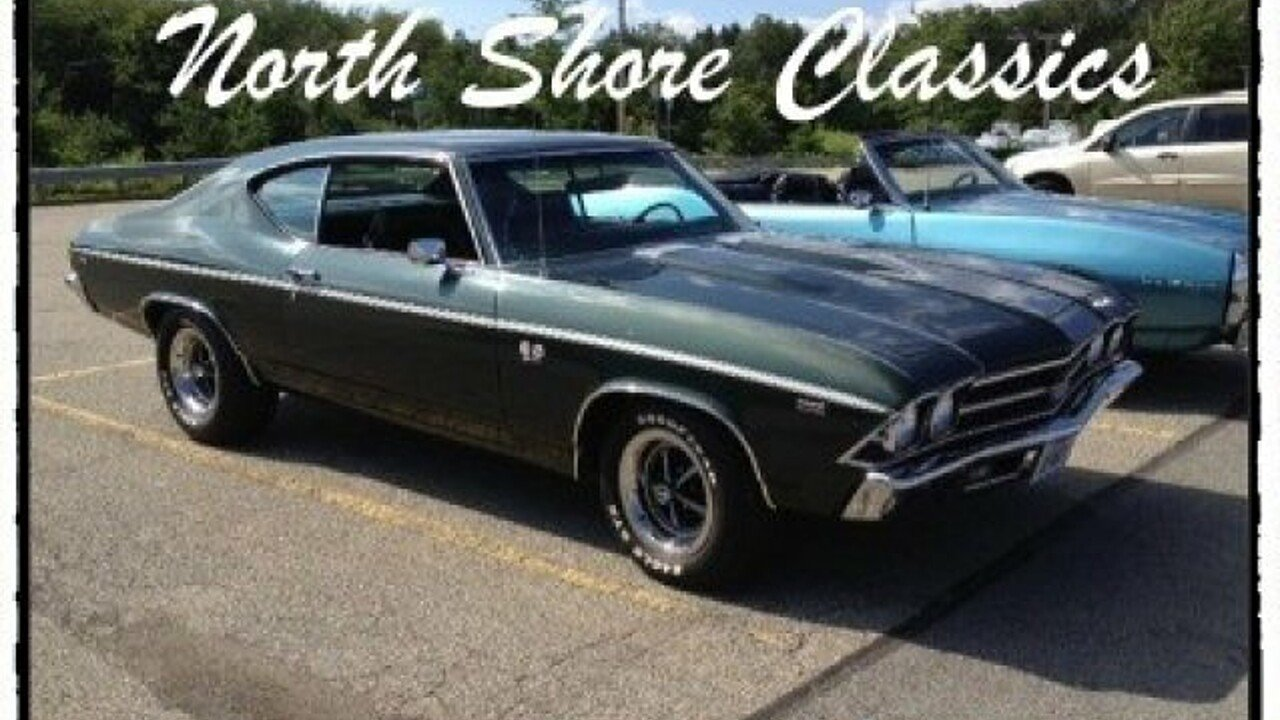 1969 Chevrolet Chevelle for sale 100789192