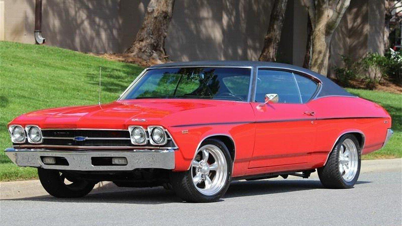 1969 Chevrolet Chevelle for sale near Lenexa, Kansas 66219 ...