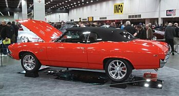 1969 Chevrolet Chevelle for sale 100796647