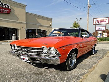 1969 Chevrolet Chevelle for sale 100818643