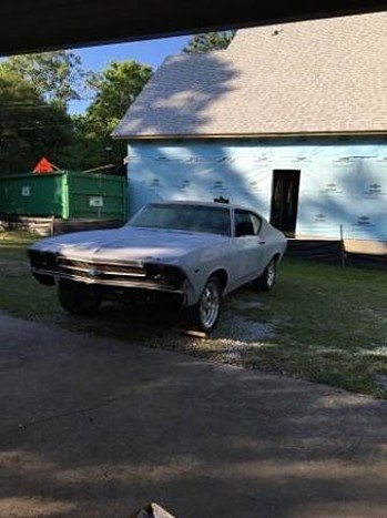 1969 Chevrolet Chevelle for sale 100824929