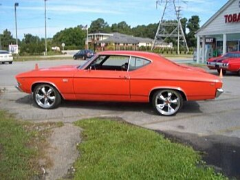 1969 Chevrolet Chevelle for sale 100825189