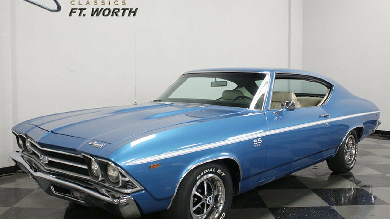 1969 Chevrolet Chevelle for sale 100841434