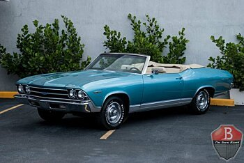 1969 Chevrolet Chevelle for sale 100878203
