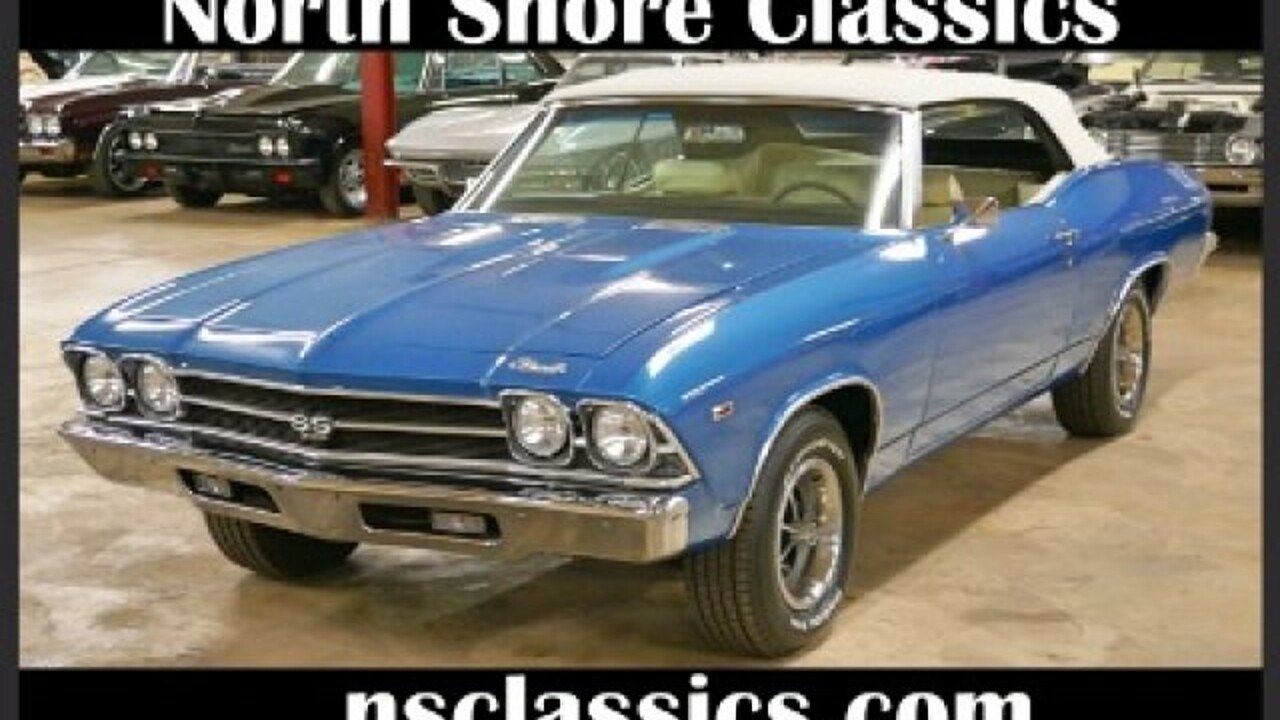 1969 Chevrolet Chevelle for sale 100879753