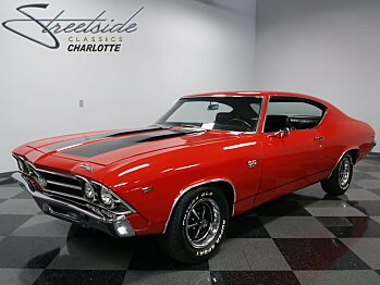 1969 Chevrolet Chevelle for sale 100887734