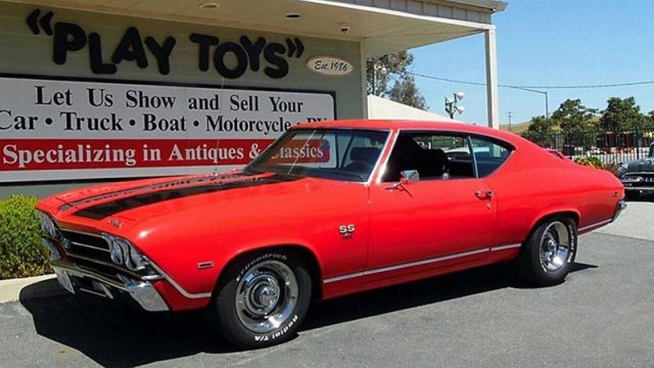 1969 Chevrolet Chevelle for sale near Redlands, California 92373 ...