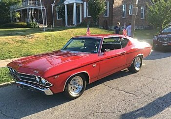 1969 Chevrolet Chevelle for sale 100889202