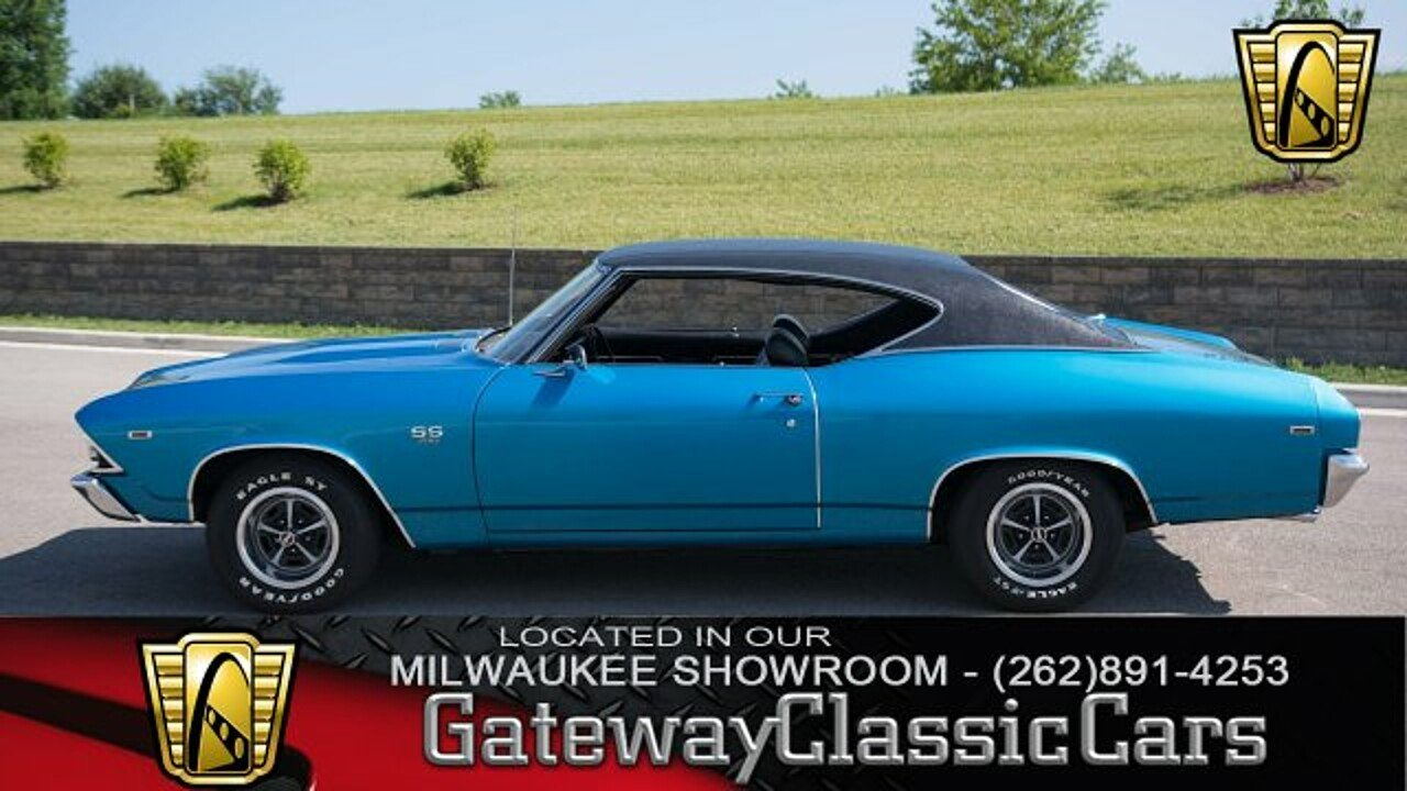 1969 Chevrolet Chevelle for sale 100889333