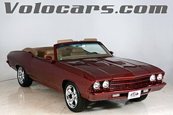 1969 Chevrolet Chevelle for sale 100889547