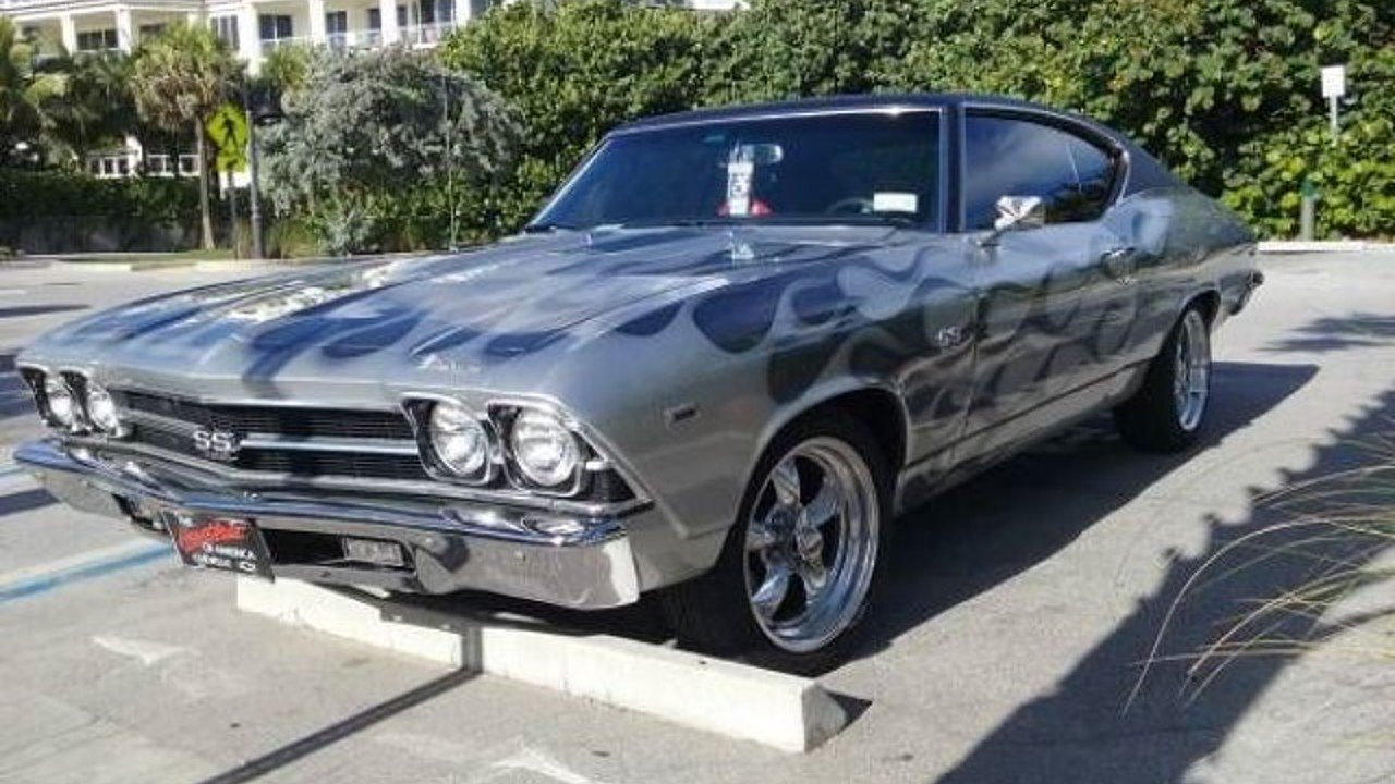 1969 Chevrolet Chevelle for sale 100892923