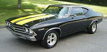 1969 Chevrolet Chevelle for sale 100895660