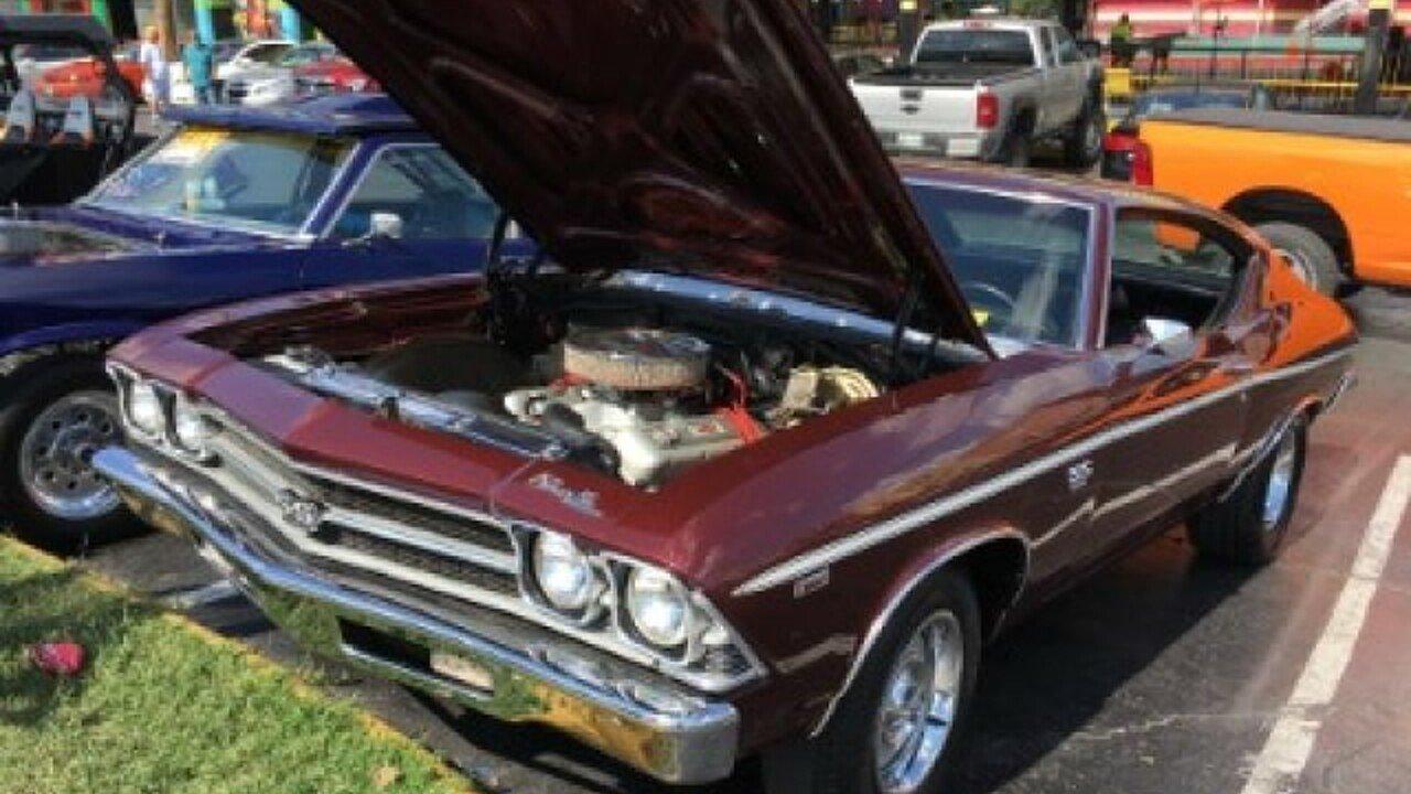 1969 Chevrolet Chevelle for sale 100907990