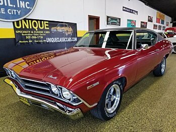 1969 Chevrolet Chevelle for sale 100916942