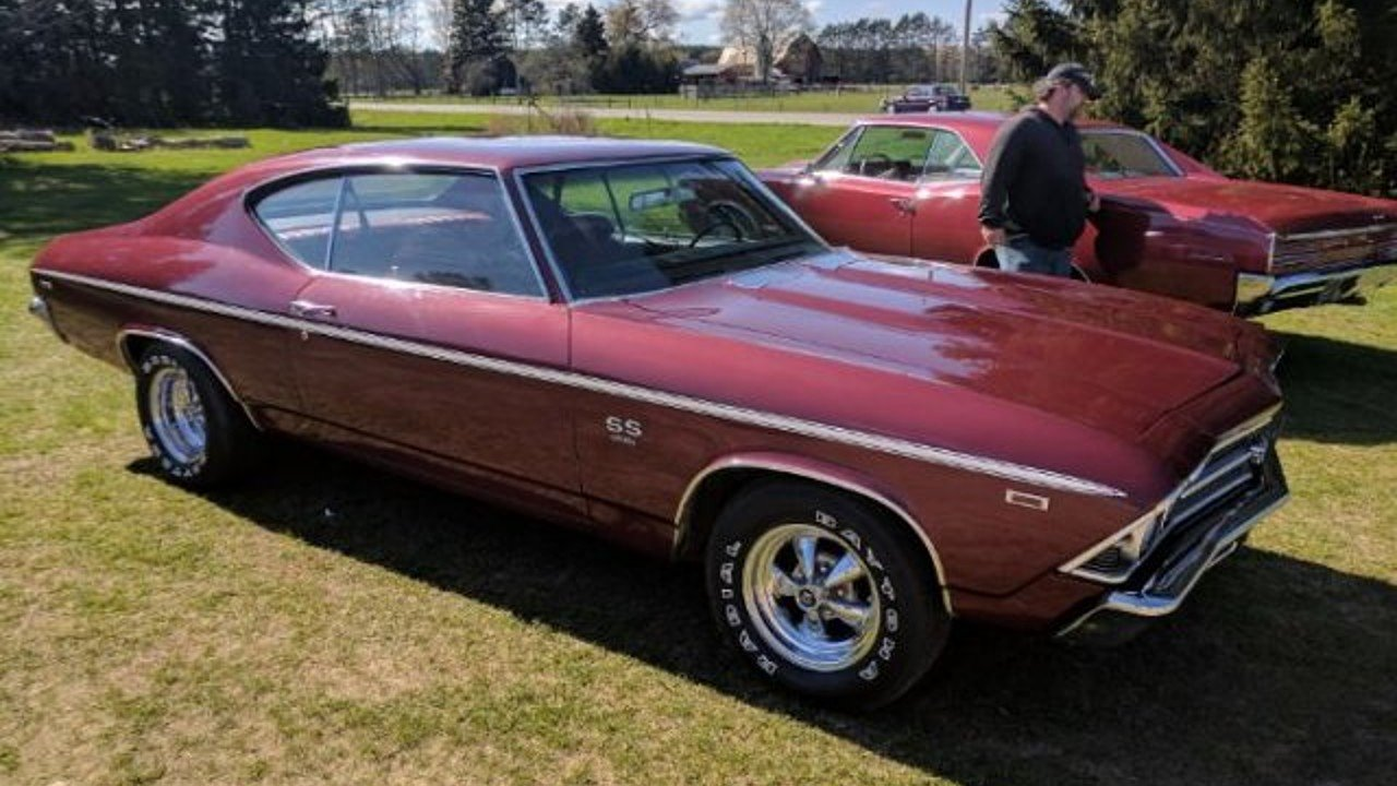 1969 Chevrolet Chevelle for sale 100919740
