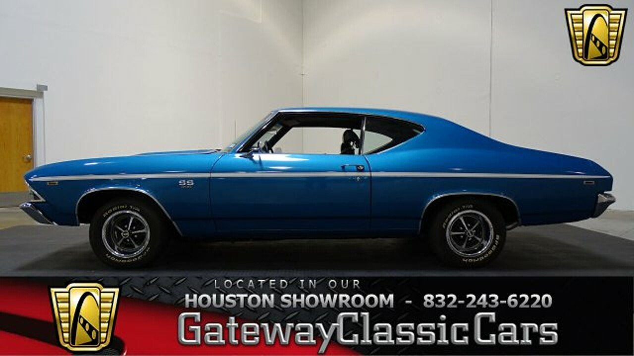 1969 Chevrolet Chevelle for sale 100919944