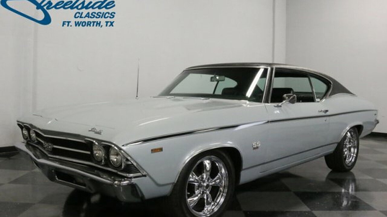 1969 Chevrolet Chevelle for sale near Fort Worth, Texas 76137 ...