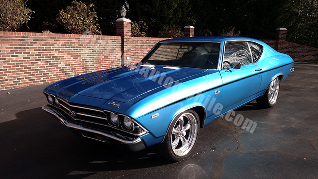 1969 Chevrolet Chevelle for sale near Huntingtown, Maryland 20639 ...