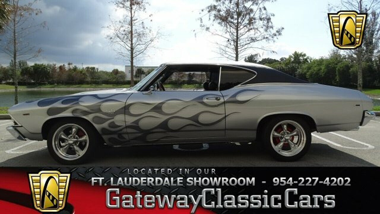 1969 Chevrolet Chevelle for sale 100948686