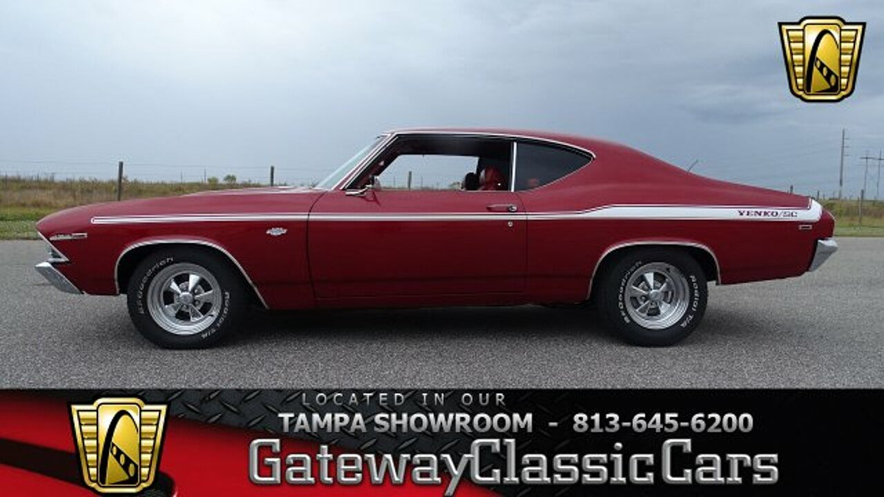 1969 Chevrolet Chevelle for sale 100949424
