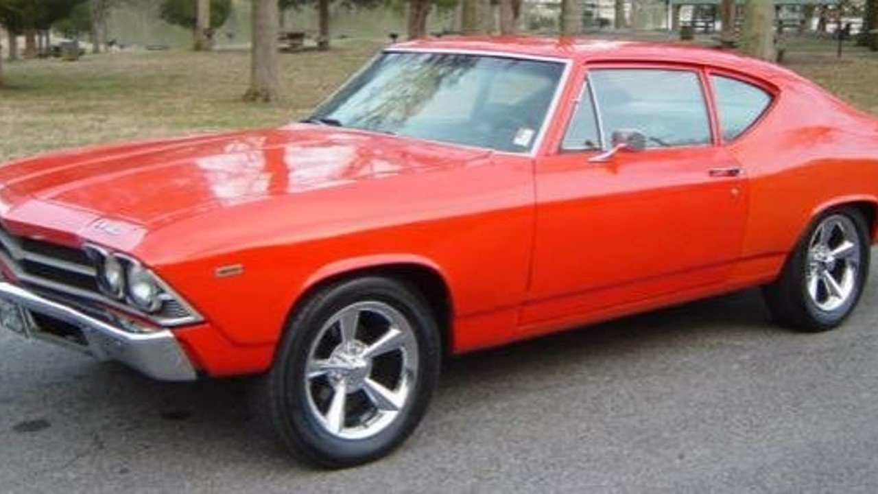 1969 Chevrolet Chevelle for sale 100961051