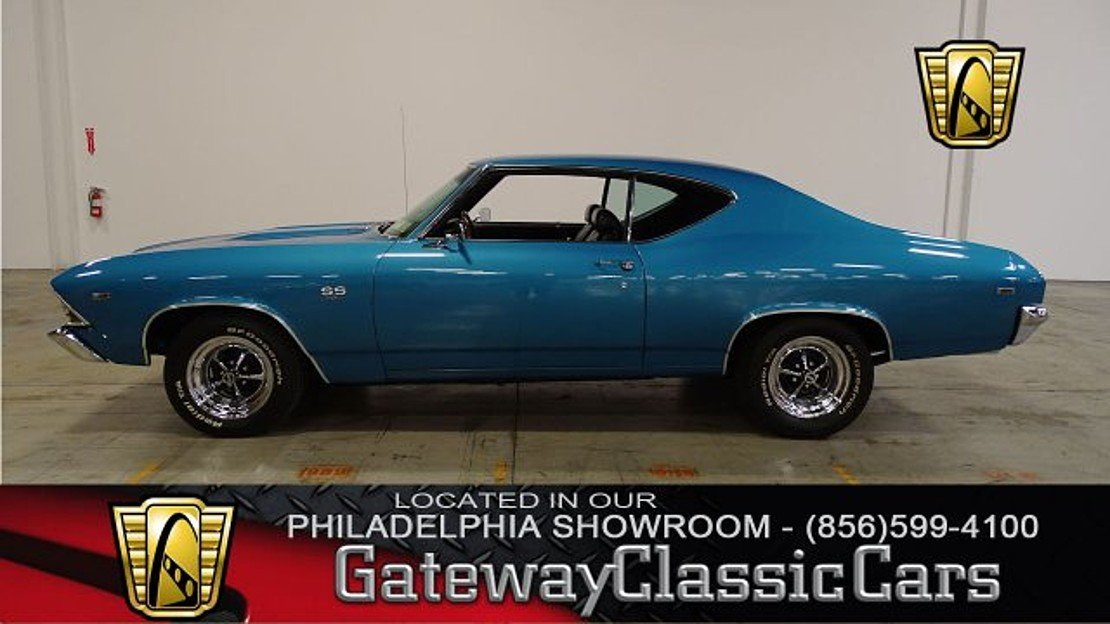 1969 Chevrolet Chevelle for sale 100975232